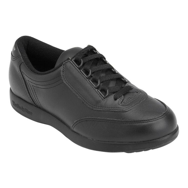 HUSH PUPPIES Classic Walker Leather Lace Up