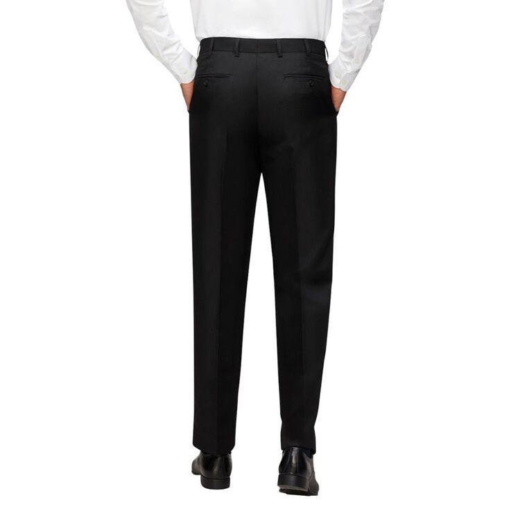 BRACKS Flat Front Trouser