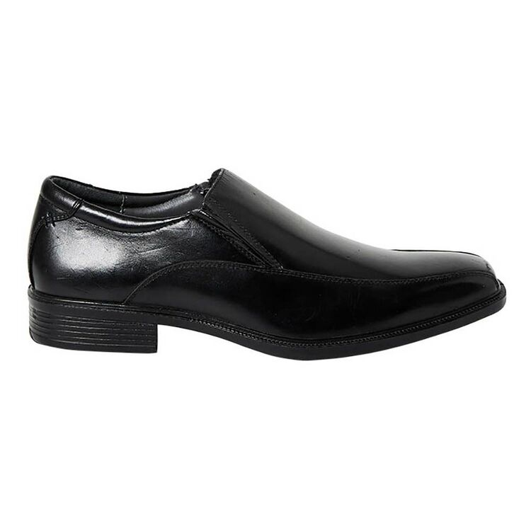 HUSH PUPPIES Mentor Leather Slip On Business Shoes