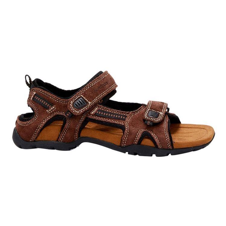 SLATTERS Broome Ii Adjustable Leather Sandal