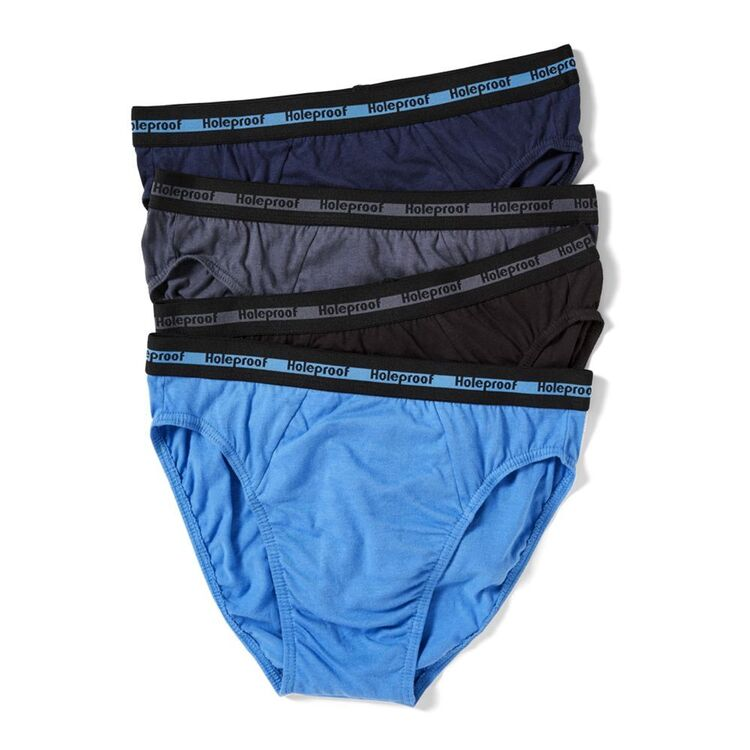 HOLEPROOF 4 Pack Brief