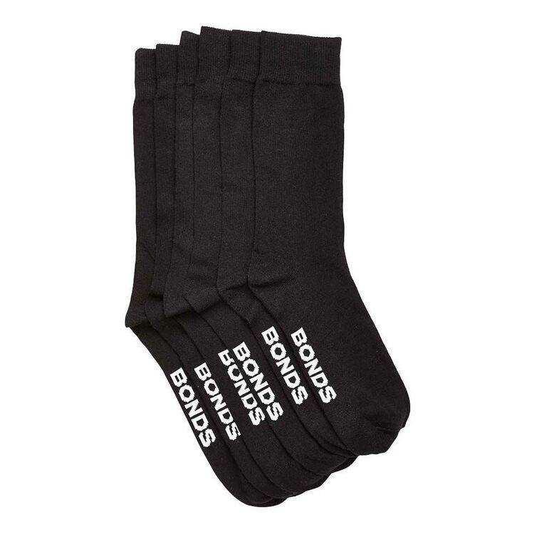 BONDS Oxford Crew Sock 3 Pack