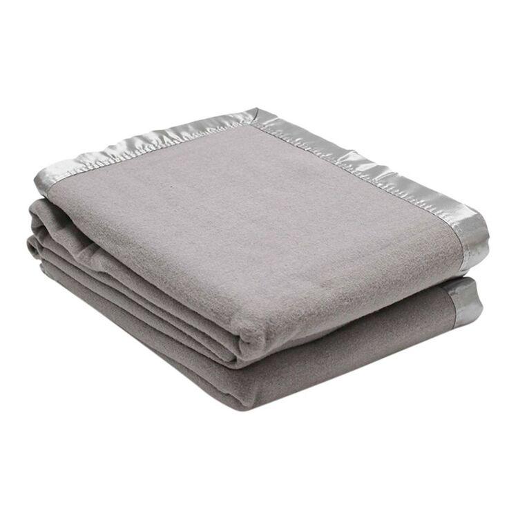 JASON Wool Blanket 400gsm Queen/King Bed