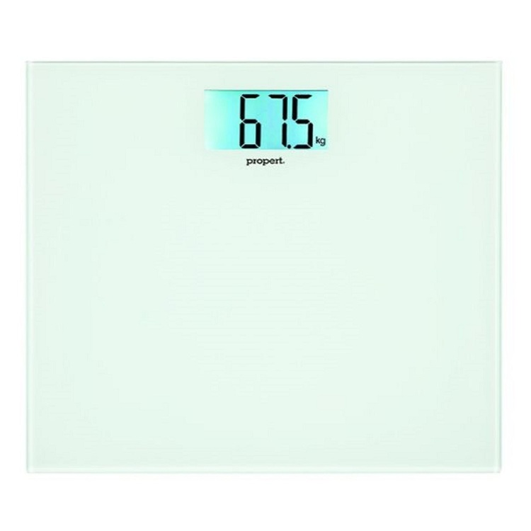 PROPERT Glass Bathroom Scale 150KG
