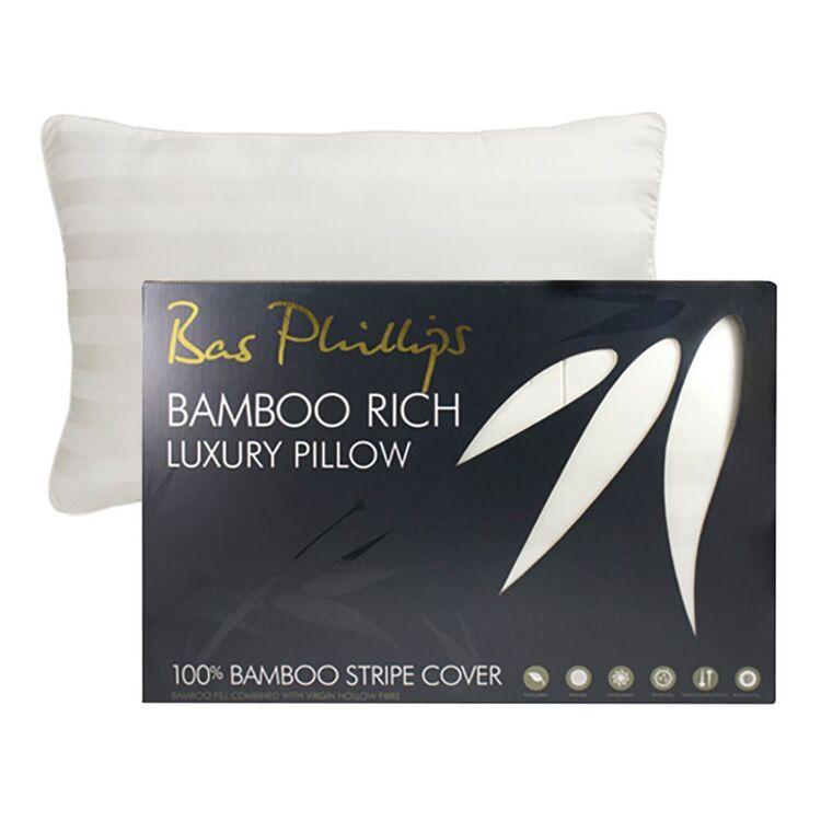 BAS PHILLIPS Bamboo Rich Pillow