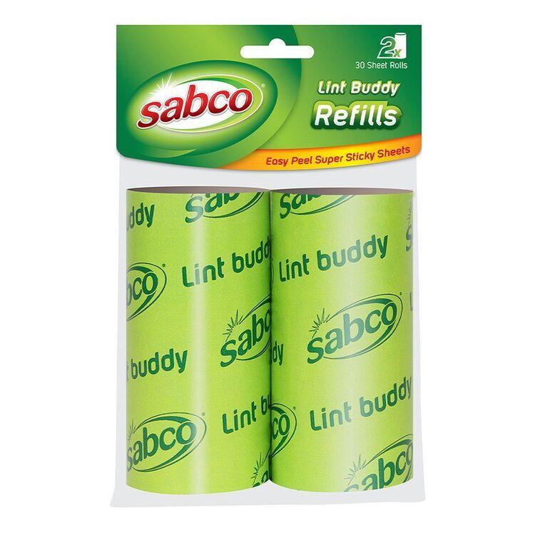 SABCO Lint Buddy Refill 2 Pack