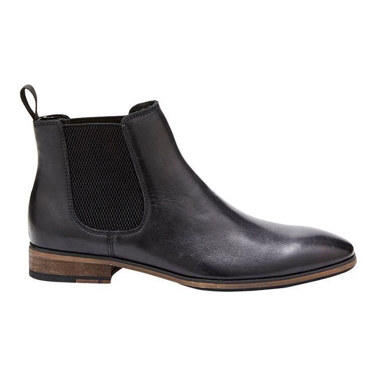 SLATTERS Jobe Elastic Gusset Leather Boot