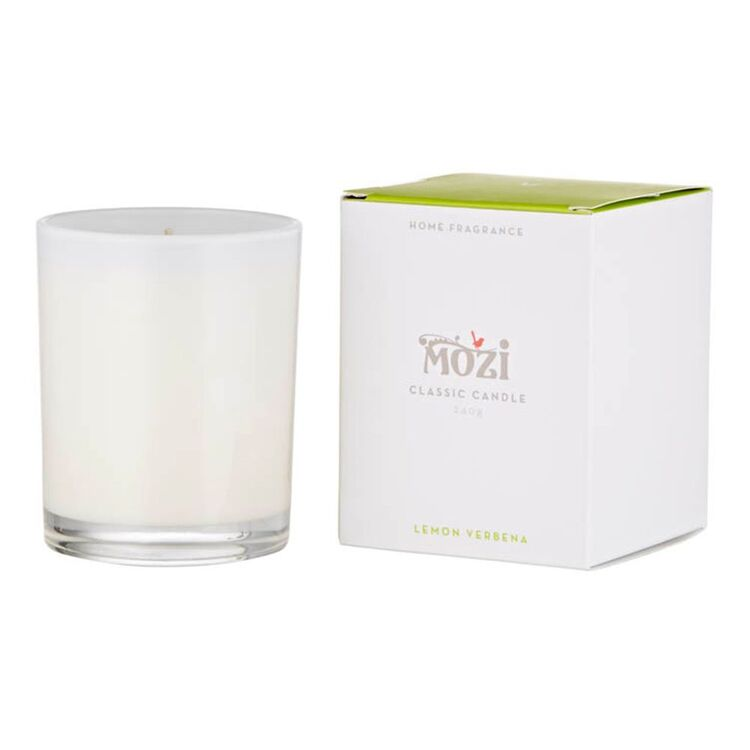 MOZI Classic Candle Lemon Verbena 240g