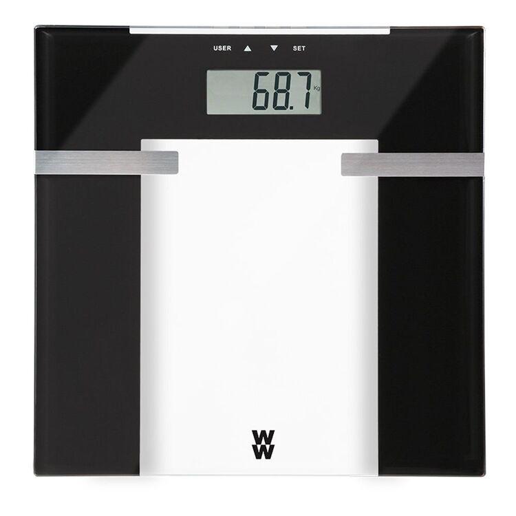 WEIGHT WATCHERS Slimline Smart Scale