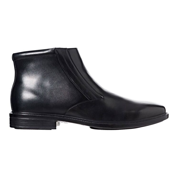 HUSH PUPPIES Harry Leather Detail Boot