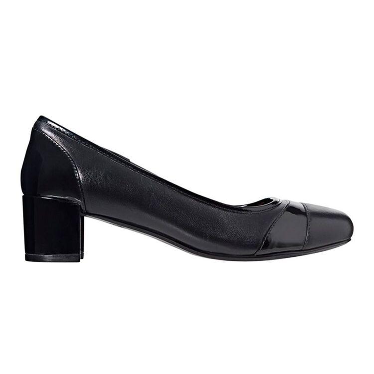 HUSH PUPPIES Floyd Toe Cap Classic Court Shoe