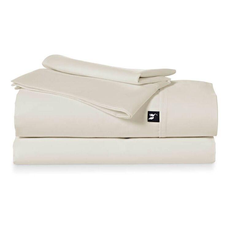 POLO 1000 Thread Count Cotton Rich Sheet SetQueen Bed