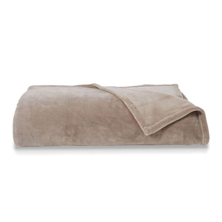 SOREN Super Soft Blanket Queen Bed
