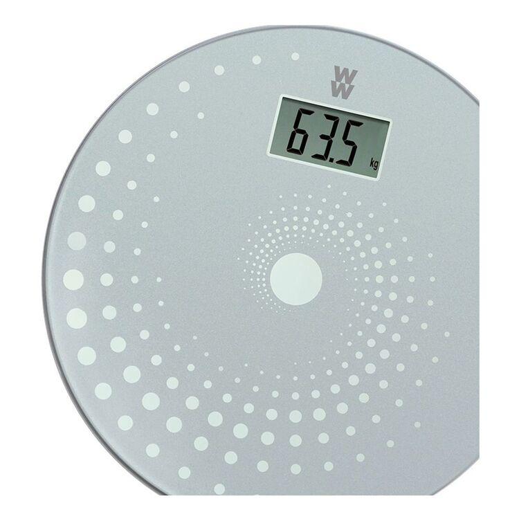 WEIGHT WATCHERS Contour Digital Scale