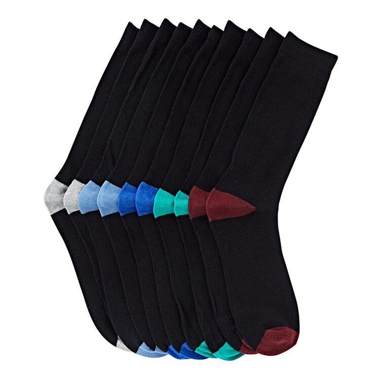 BRONSON 5pk Mens Business Socks