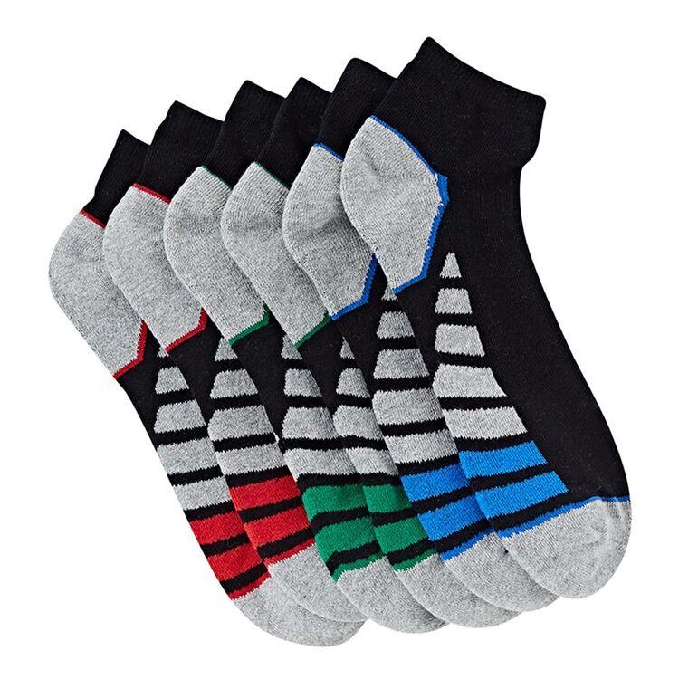 BRONSON 3pk Mens Low Cut Sock