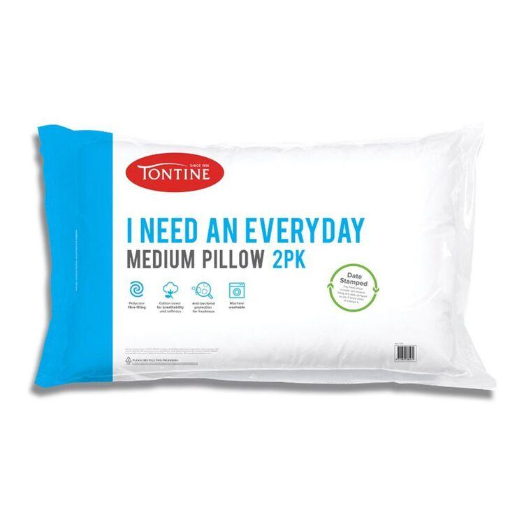 TONTINE I Need An Everyday Medium Pillow 2pk