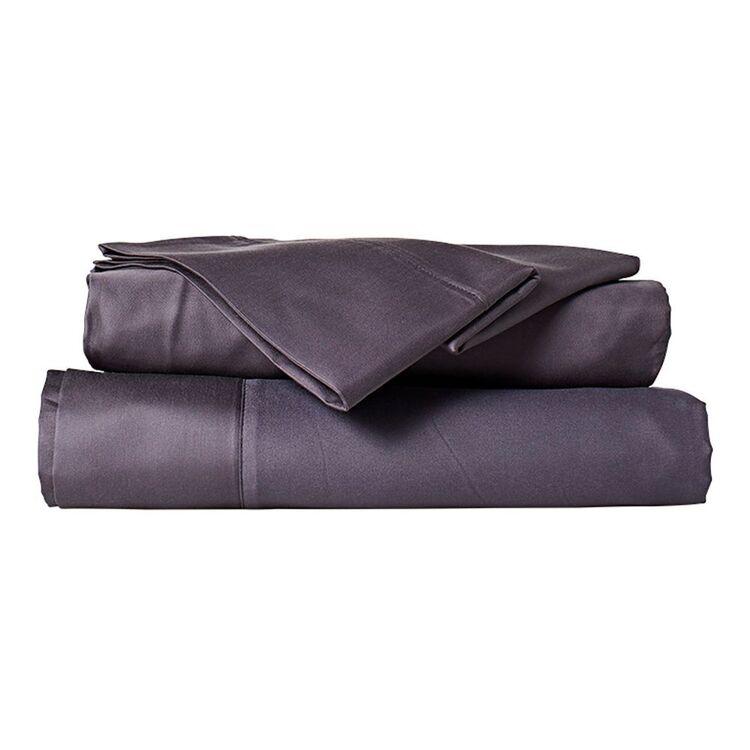 ACCESSORIZE 1000 Thread Count Cotton Rich Sheet SetQueen Bed