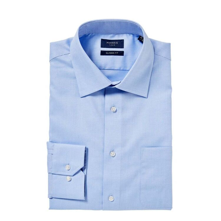 HARRIS 1849 Easy Care Cavalry Twill Shirt
