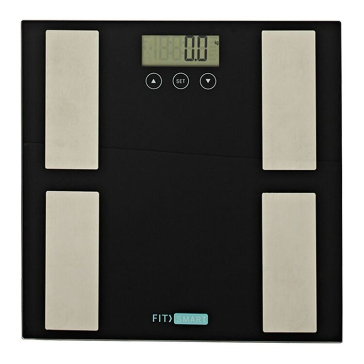FIT SMART Fit Smart Electronic Body Fat Scale