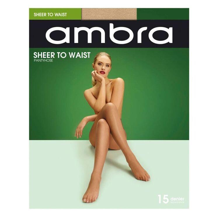 AMBRA SHEER TO WAIST TIGHTS