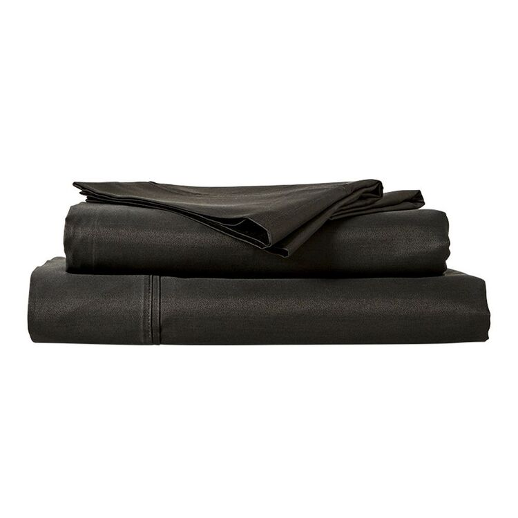 ACCESSORIZE 1500 Thread Count Cotton Rich Sheet SetKing Bed