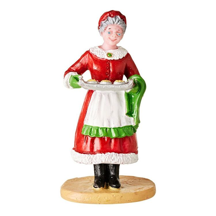LEMAX Mrs Claus Cookies