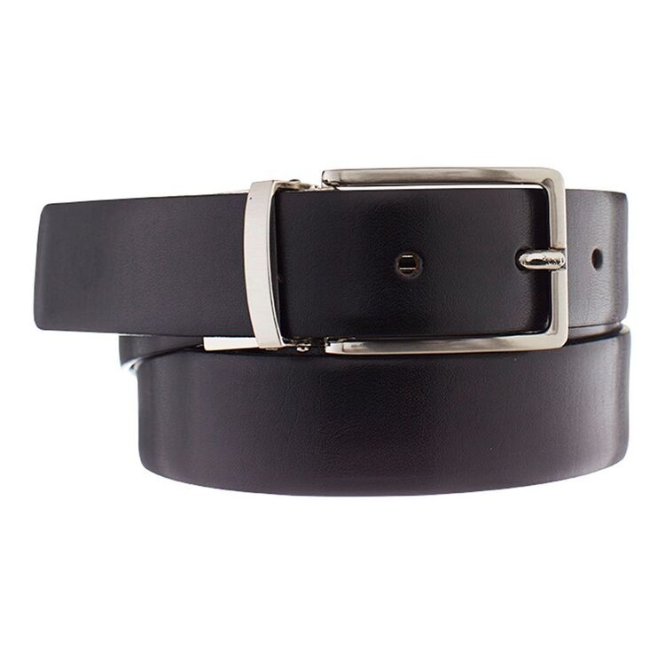 BRONSON CASUAL Leather Reversible Belt 32mm