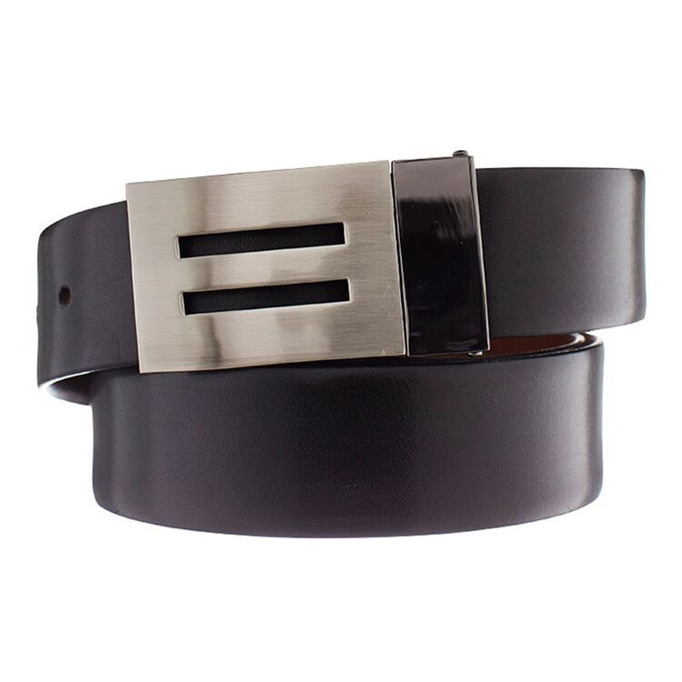 BRONSON CASUAL Leather Reversible Belt 35mm