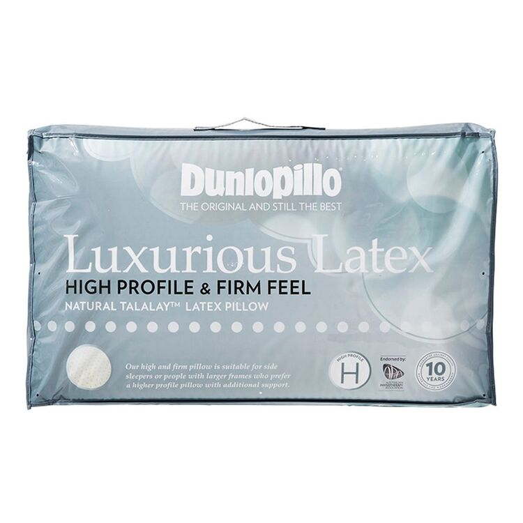 DUNLOPILLO Luxurious Latex High And Firm Feel