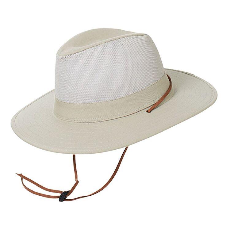 YEN Mens Mesh Crown Hat