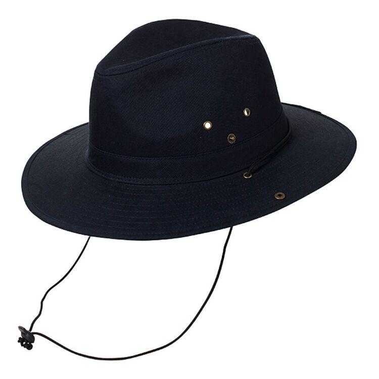 YEN Mens Cotton Panama Hat
