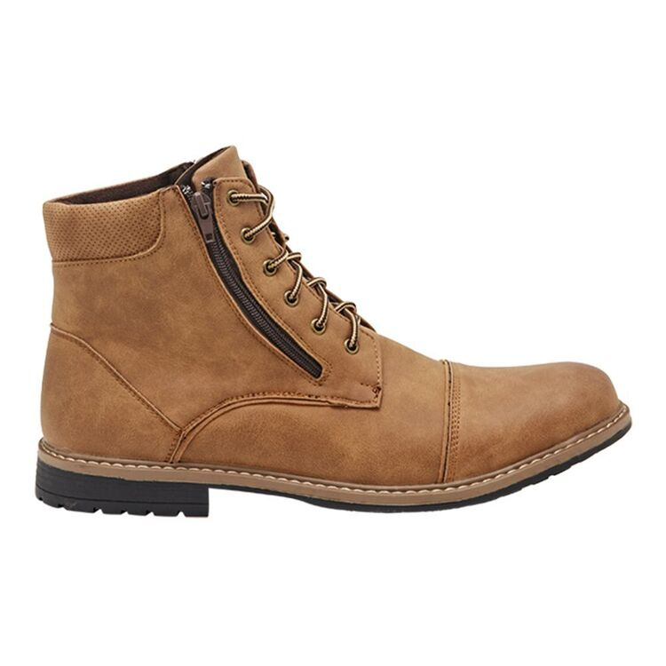 BRONSON BRONSON DOYLE MENS LACE UP BOOT