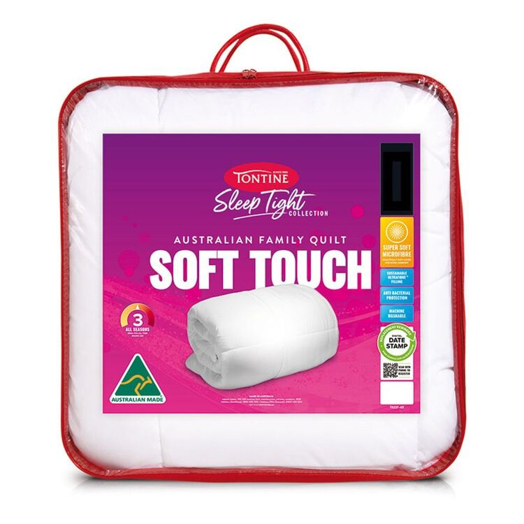 TONTINE Sleeptight Soft Touch Quilt DB