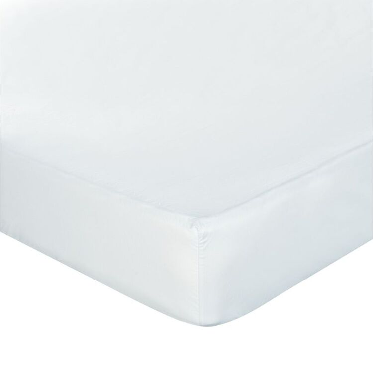ELYSIAN 1000 THREAD COUNT EGYPTIAN COTTON FITTED SHEET QUEEN BED