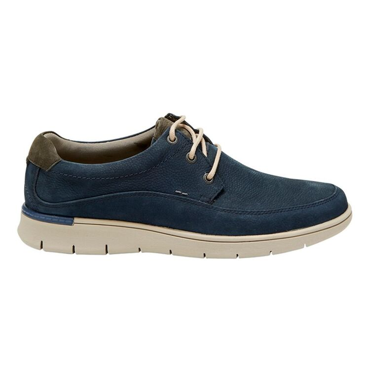 HUSH PUPPIES BOLDER MENS LEATHER LACE UP