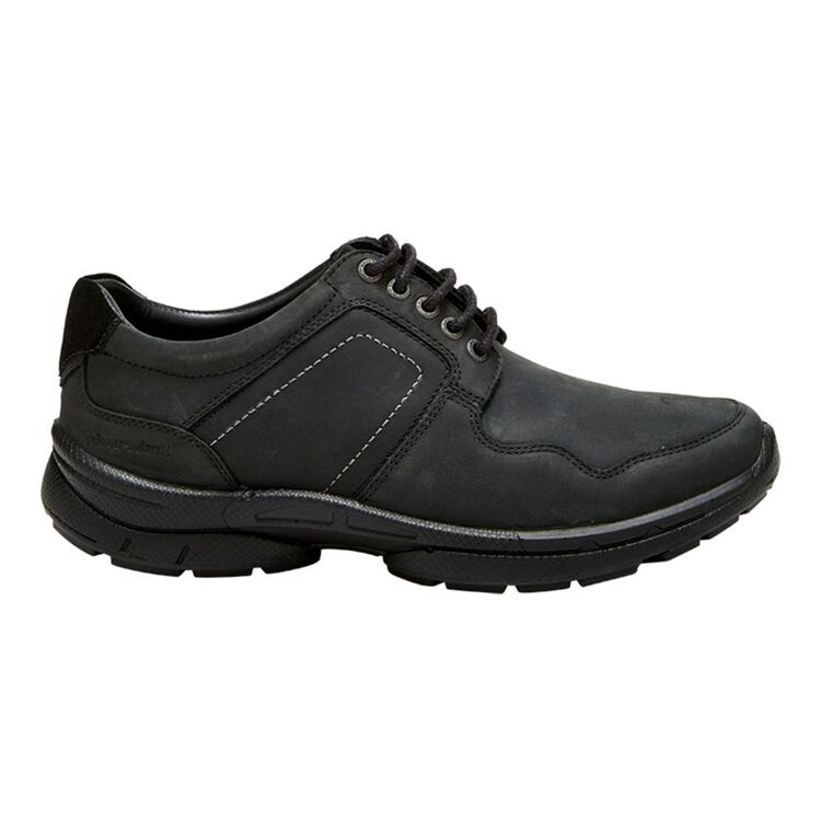 HUSH PUPPIES DIRECTION LEATHER LACE UP SHOE