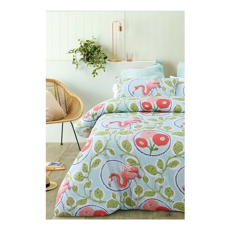BIG SLEEP LILA QUILT COVER SET KING BED