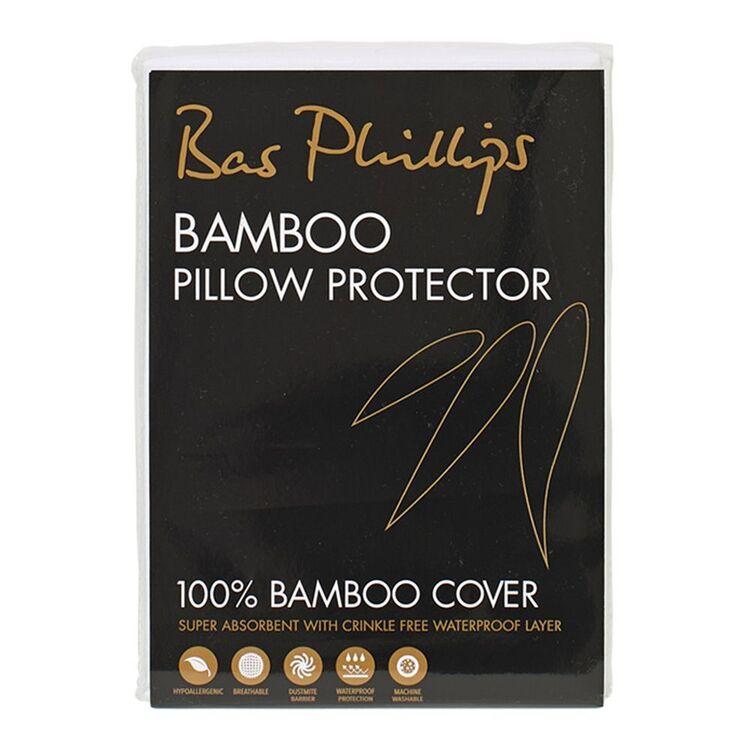 BAS PHILLIPS BAMBOO WATERPROOF PILLOW PROTECTOR