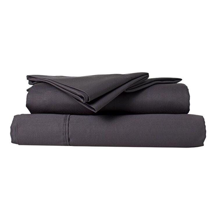 PHASE 2 2500 THREAD COUNT COTTON RICH SHEET SETS KING BED