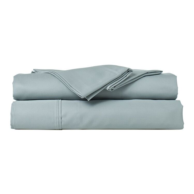 ACCESSORIZE 1900 THREAD COUNT COTTON RICH SHEET SETKING BED