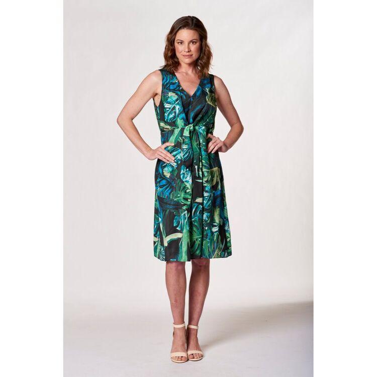 JANE LAMERTON SUMMER COCKTAIL DRESS