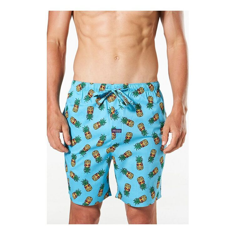 MITCH DOWD Happy Pineapples Sleep Short
