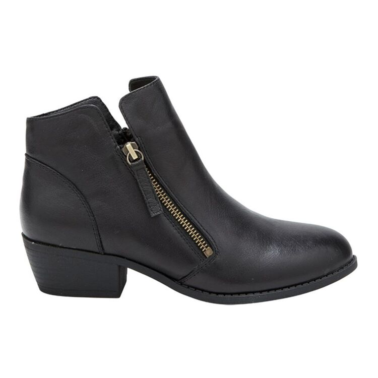 NATURAL COMFORT AMBEROSE LEATHER ANKLE BOOT