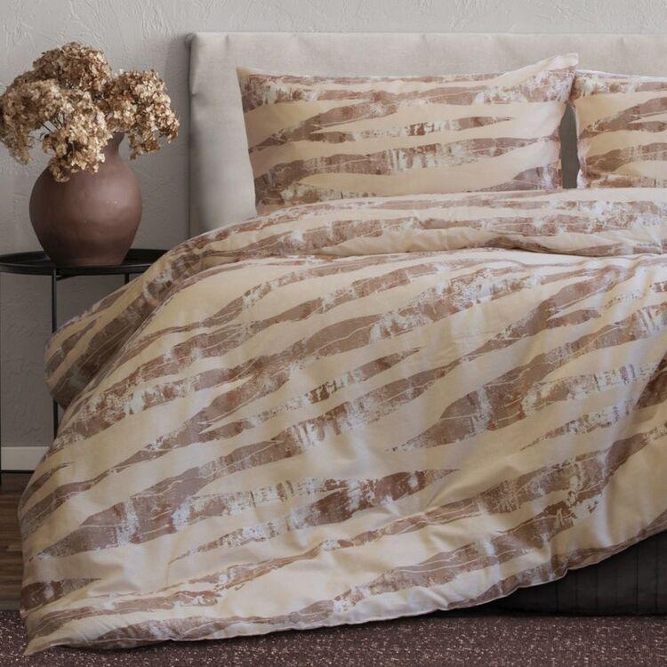 ARDOR NALAH PRINTED 3 PIECE COMFORTER SET SINGLE/DOUBLE BED