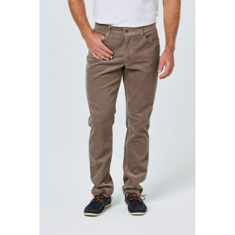 BRONSON CASUAL Ryley Mens 5 Pocket Cord Pant