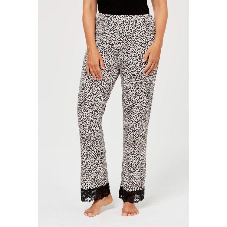 JANE LAMERTON Sophisticate Jersey Sleep Pant