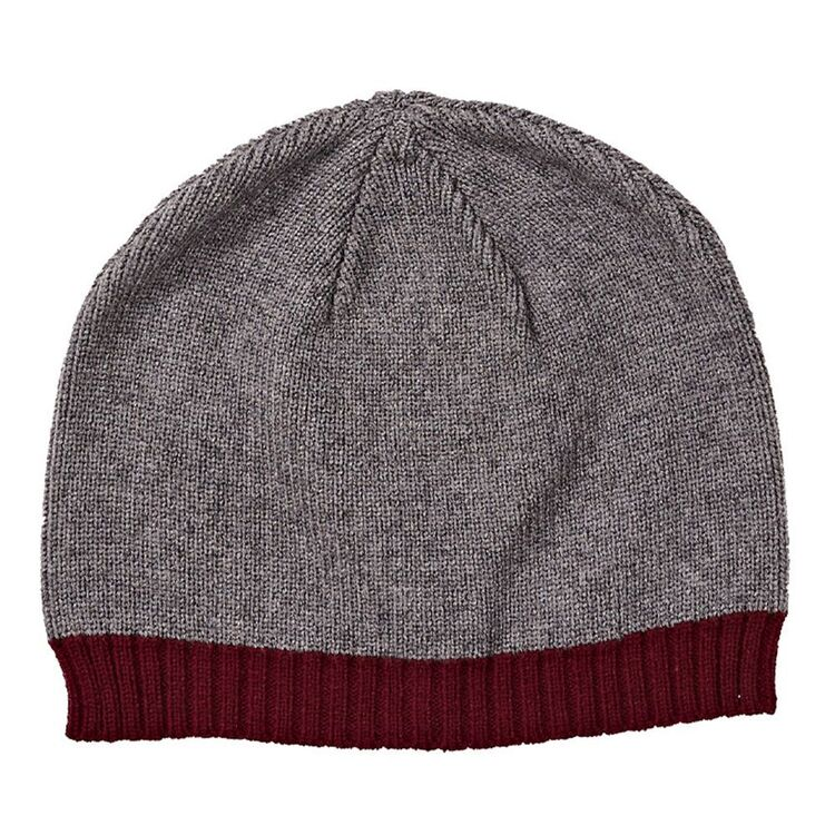 BRONSON CASUAL CLUNES CONTRAST BAND BEANIE