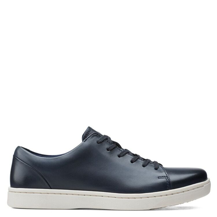 CLOUD STEPPERS BY CLARKS  KITNA LO  MENS LTHER LACE UP