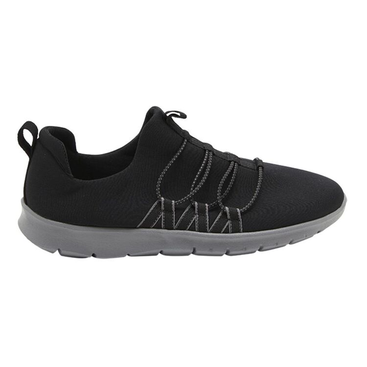 CLOUD STEPPERS BY CLARKS STEP ALLENAMAE  WOMENS TEXTILE SNEAKER